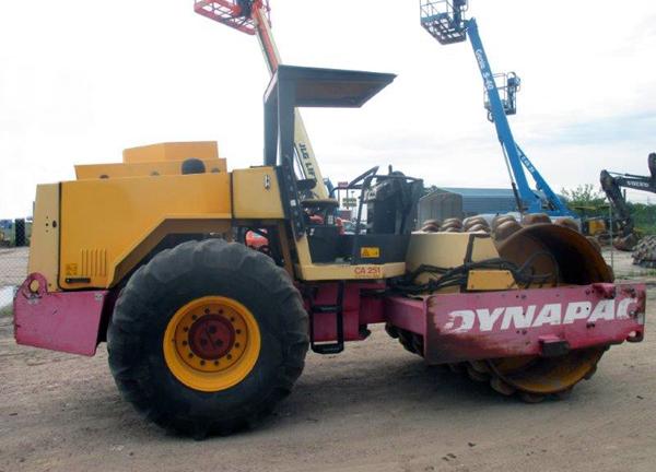 Dynapac CA251PD 58312093