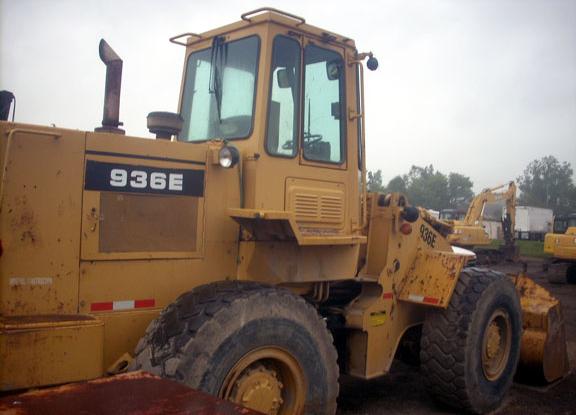 Cat 936E 33Z03816