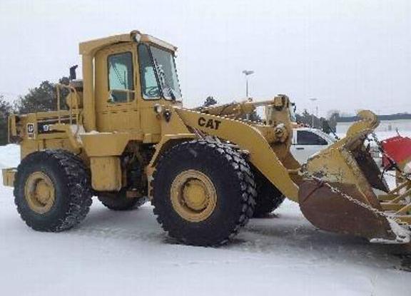 Cat 950B 22Z02795