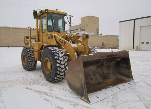 Cat 950E 22Z04565