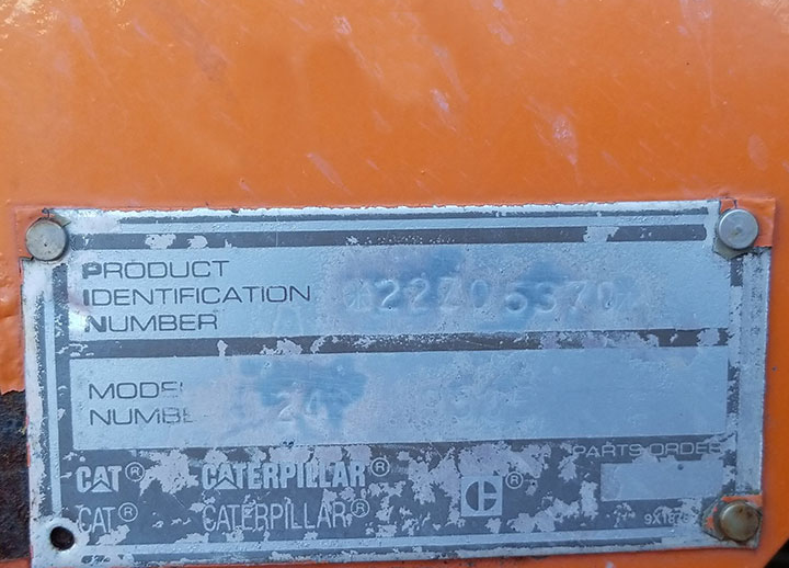 Caterpillar 950E 22Z05370