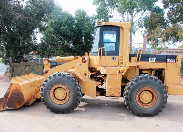 Caterpillar 950E 65R03829