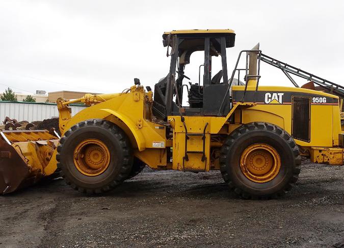 Caterpillar 950G-II 0BAA00298