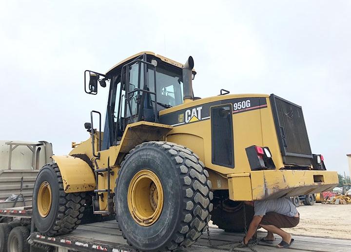 Caterpillar 950G-II AXX00168
