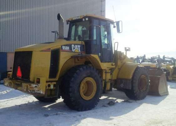 Cat 950H CAT0950HTK5K00159