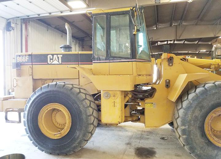 Caterpillar 966F-II 1SL01336