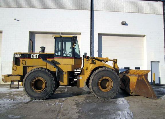 Cat 966FII 1SL01783